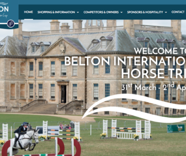BETTA Life Exhibiting at Belton International, 31st March – 2nd April 2017