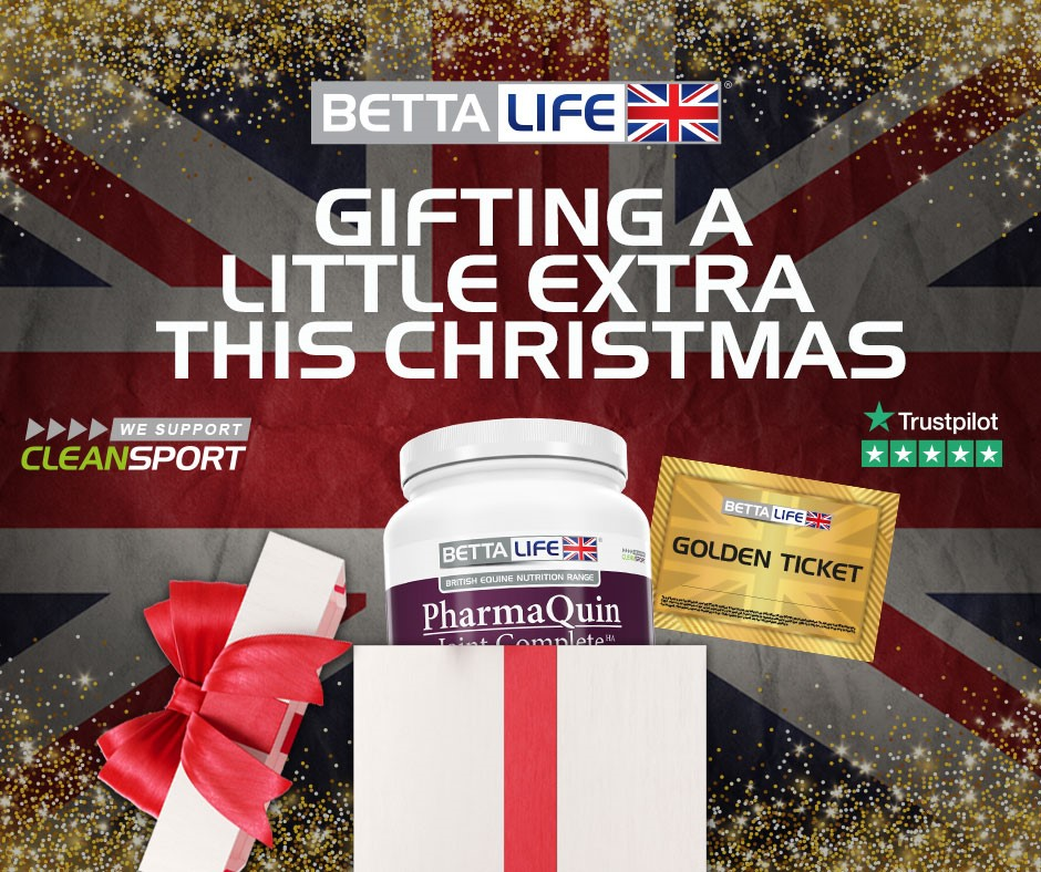 Gifting a little extra this christmas BETTALife