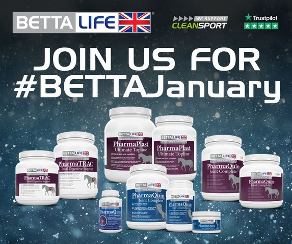 bettajanuary social media challenge