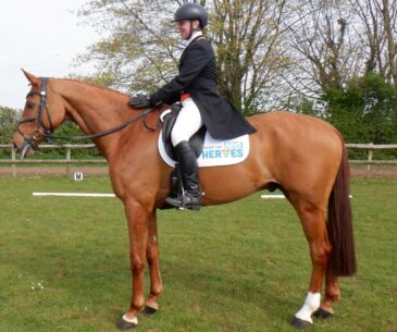 Tom Bird takes on the Virtual Eventing challenge!